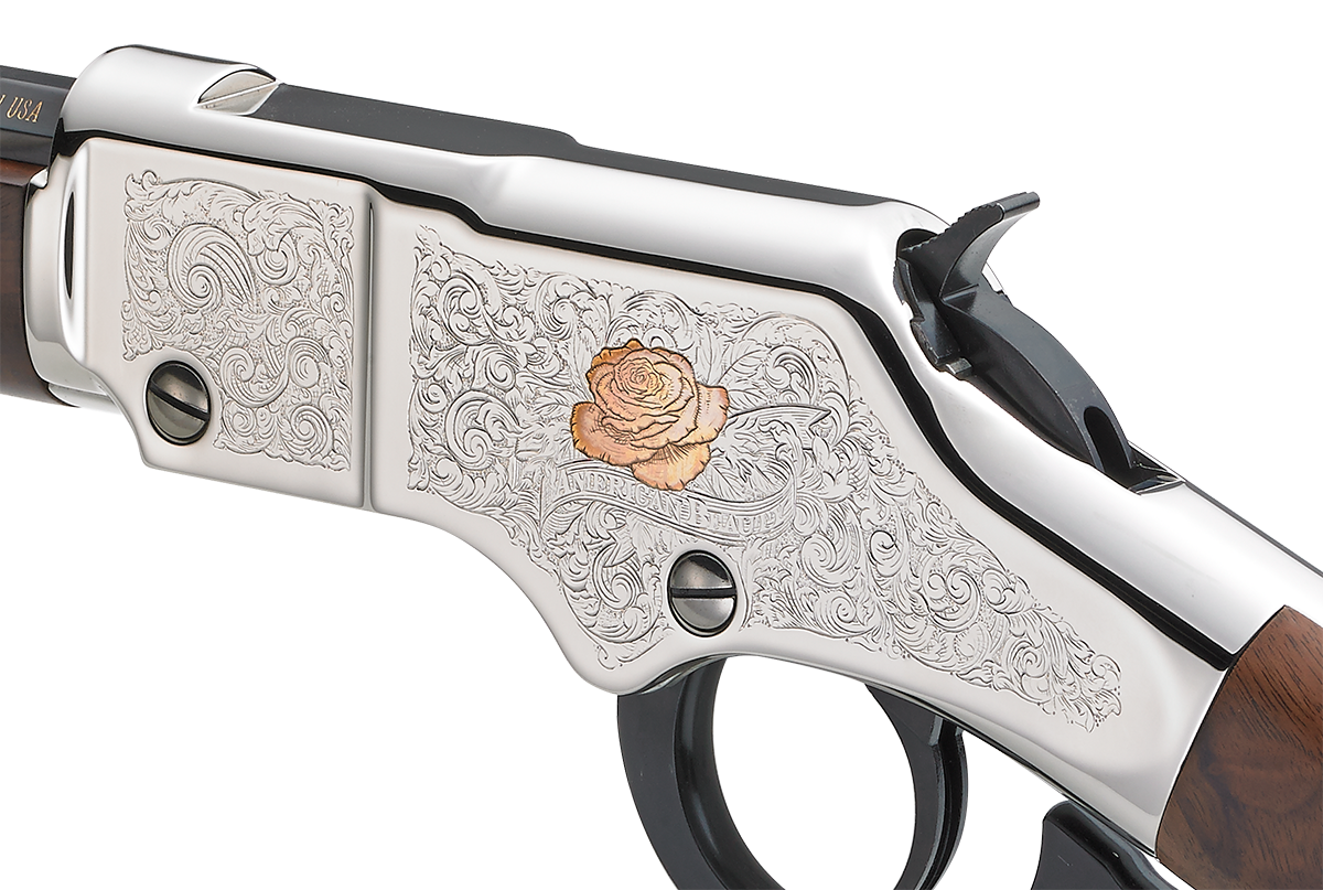 Henry The American Beauty Rifle In 22lr ⋆ West Hartford