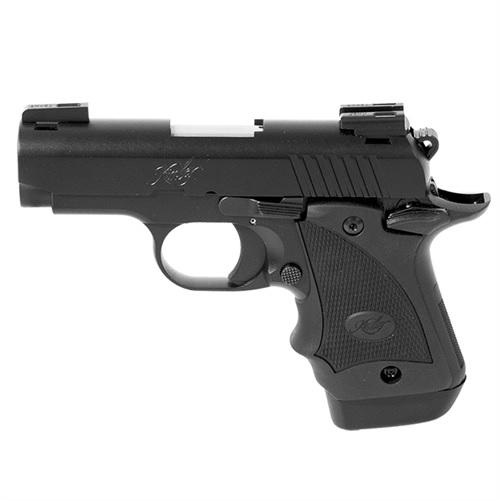Kimber Micro 9 Stainless Dn Tfx Pro Sight Hogue: Kimber Micro 9 Nightfall (DN) 9mm Pistol