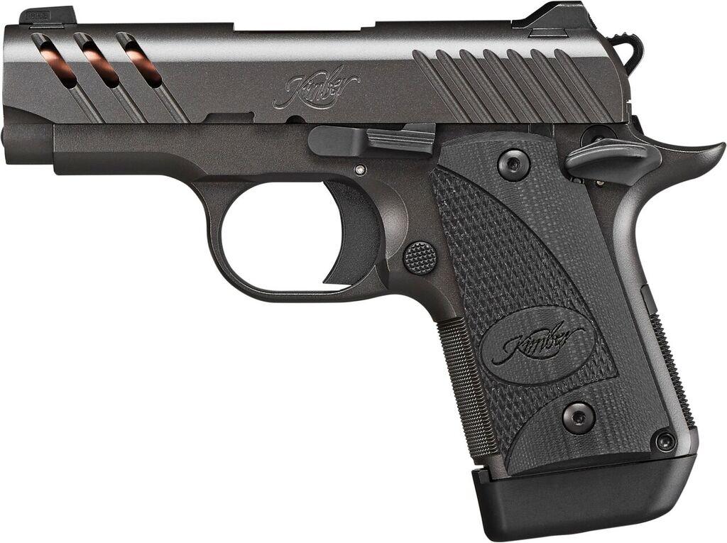 Kimber Micro 9 ESV Gray -9mm- 3300204